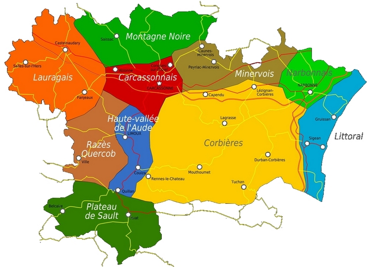 Visiting The Aude Languedoc Roussillon Information Pictures And
